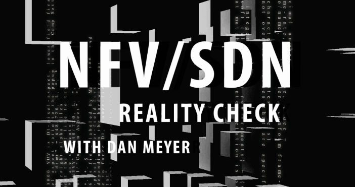 NFV SDN Reality Check: Episode 10 – ONOS on SDN, AT&T on software