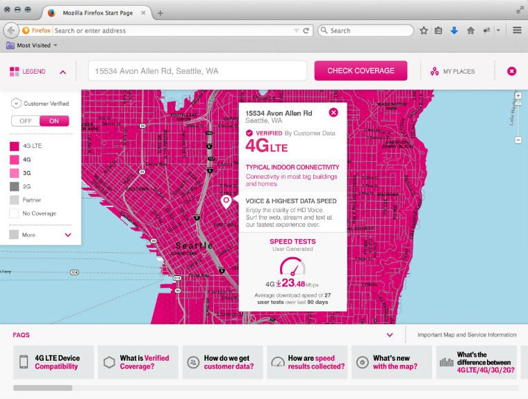 T-Mobile US coverage map taps crowd-sourced data on u.s. cellular 4g map, 4g wireless map, 4g coverage map comparison, 4g wimax coverage map, wireless coverage map, fiber coverage map, gsm coverage map, huawei coverage map, broadband coverage map, netflix coverage map, hspa coverage map, google coverage map, sprint lte map, sprint coverage map, cdma coverage map, at&t coverage map, htc coverage map, mobile coverage map, virgin mobile 4g map, mac coverage map,