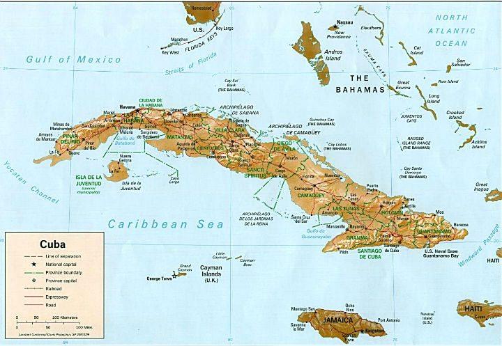 Sprint Expands Cuba Roaming Arrangement