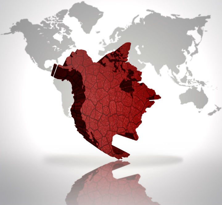 Verizon Wireless Coverage Map Canada Verizon Wireless counters T Mobile US' North America push