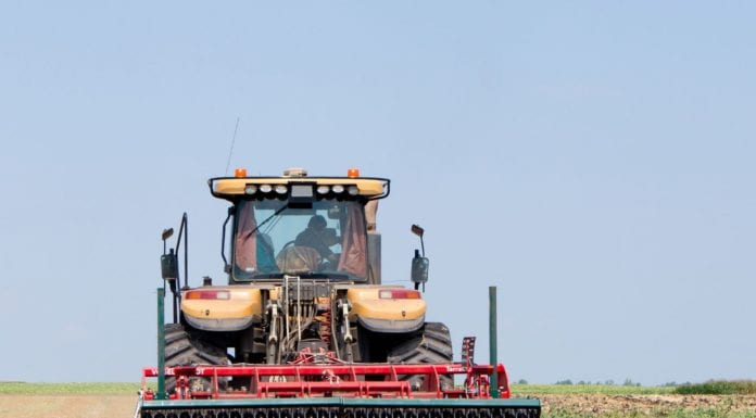 5G agricultural internet of things
