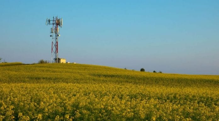 telecom cell towers crown castle
