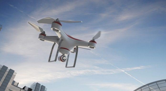 drone nokia ee