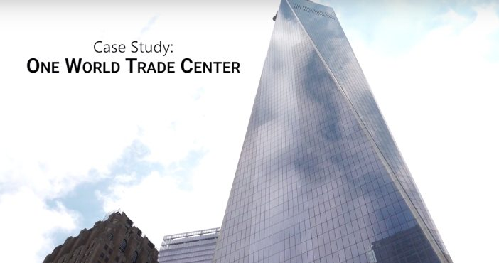 Case Study: Bringing in-building wireless to One World Trade