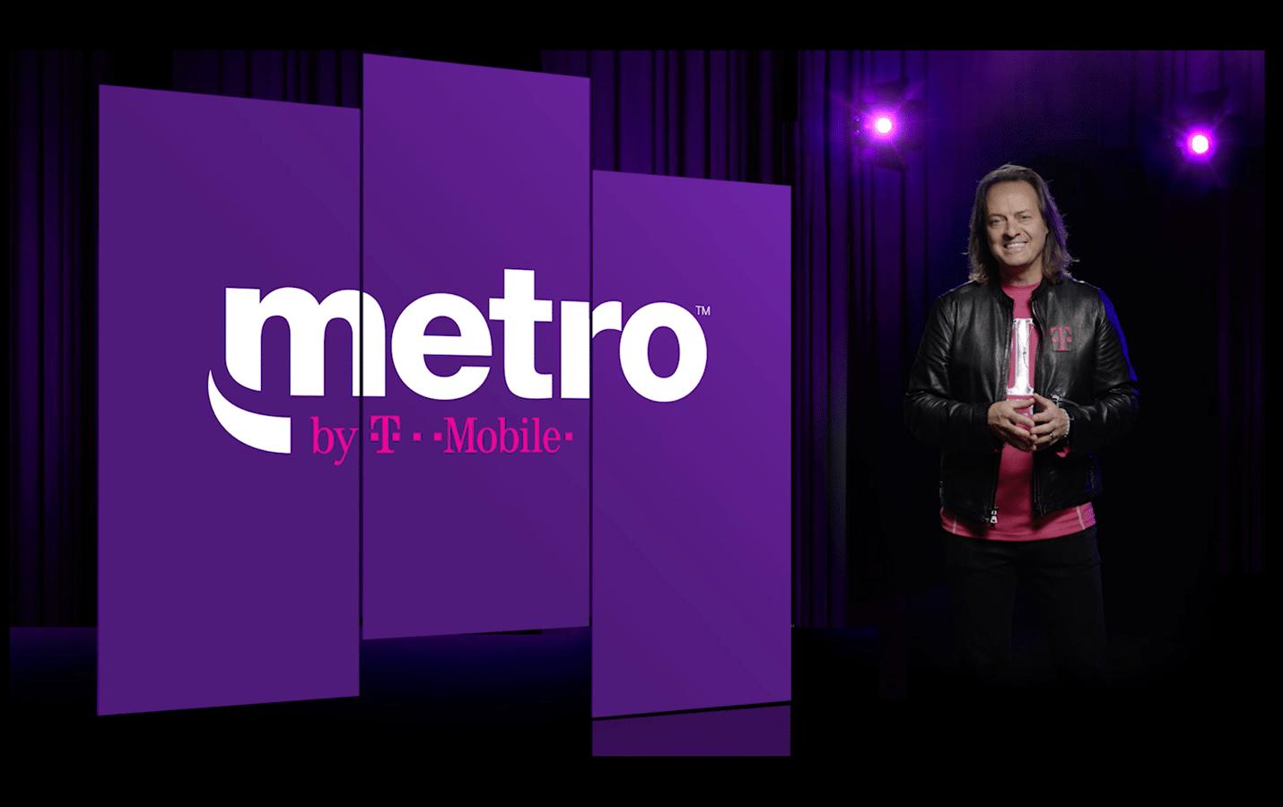 T-Mobile US rebrands MetroPCS, adds Amazon Prime and Google