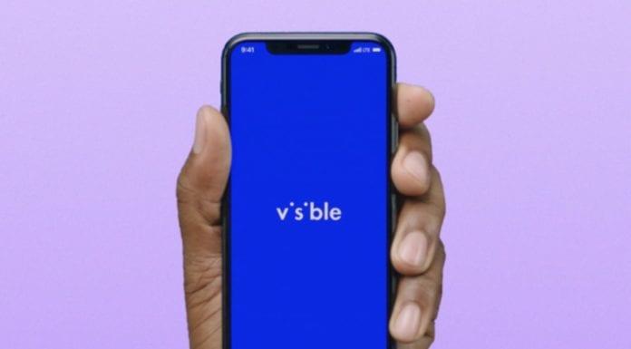 Visible verizon