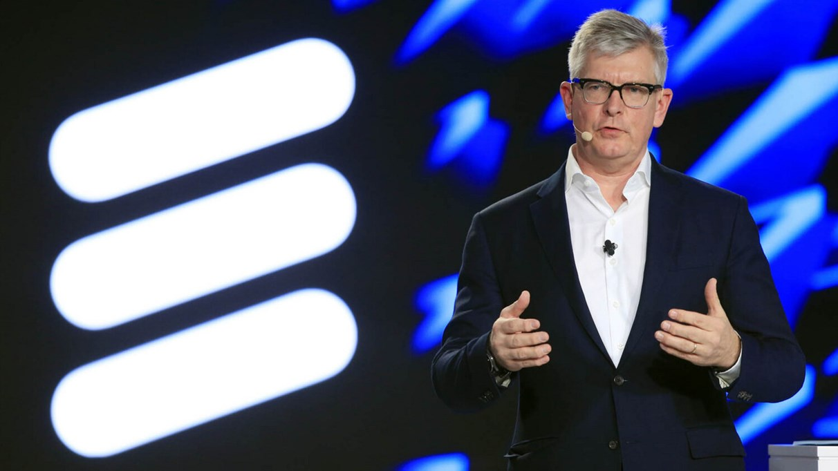 """The stakes have never been higher"""" - Ericsson warns Europe on 5G"""