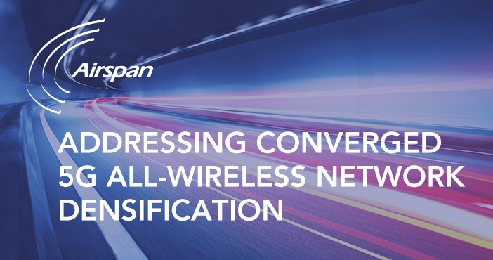 Addressing Converged 5G All-Wireless Network Densification