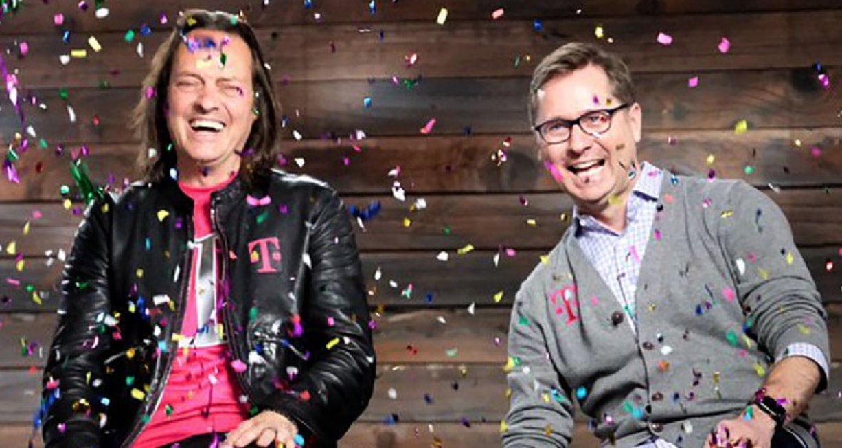 Kagan On Mike Sievert Replacing John Legere As T Mobile Ceo