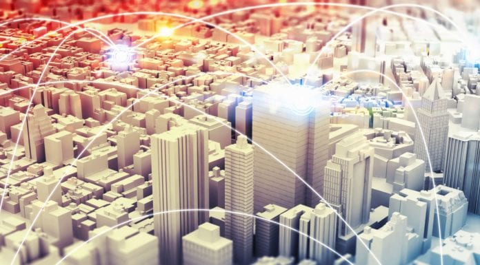 network city